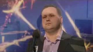 paul potts sings nessun dorma britain s got talent viewer reaction