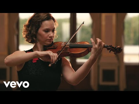 Hilary Hahn -  J.S. Bach: Partita for Violin Solo No. 1 in B Minor, BWV 1002 - 4. Doubl...