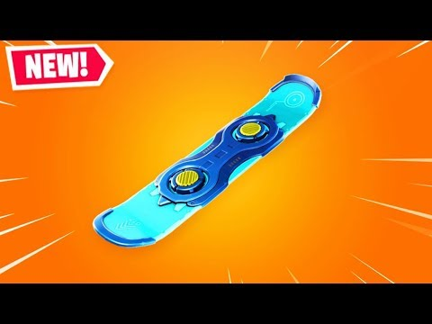 The New DRIFTBOARD in Fortnite.. thumbnail