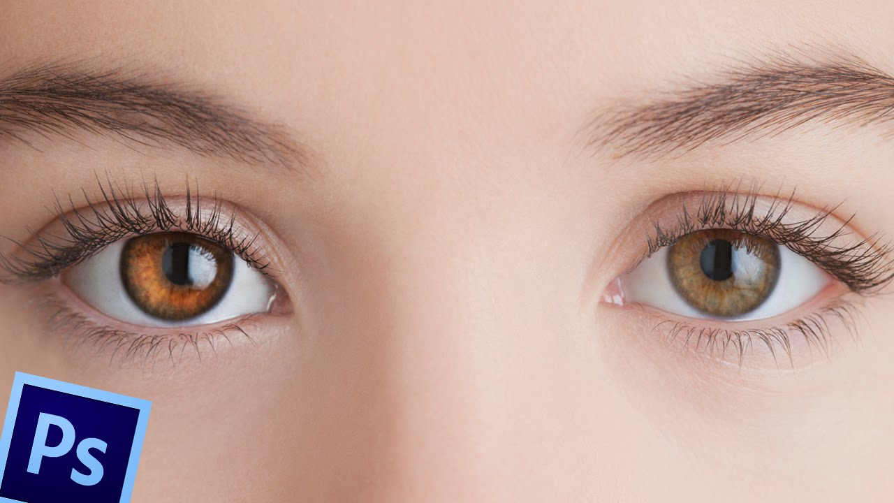 Como Retocar Ojos En Photoshop
