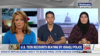 Tampa Teen Tariq Khdeir on CNN to Recount Brutal Beating by Israelis (CAIR) - Part 2