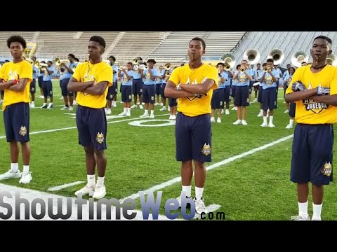 Full Performance - SU High School Band and Dance Team Camp Finale - Southern University 2018