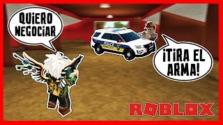 THE GREAT KIDNAPPING #2 *THE KRAO CARNICER* LIBERTY COUNTY - Roblox