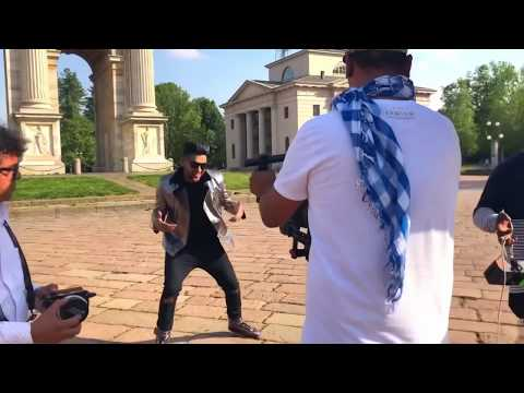 On Set of Made In India | Guru Randhawa