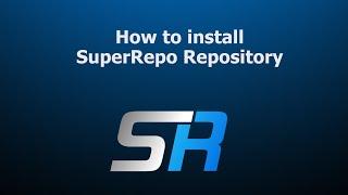 Video How to install SuperRepo on Kodi download MP3, 3GP, MP4, WEBM, AVI, FLV Mei 2018