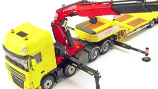 Model Truck World: WSI Fassi DAF