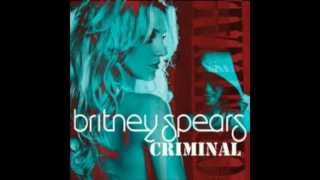 Britney Spears Criminal (Radio Mix)