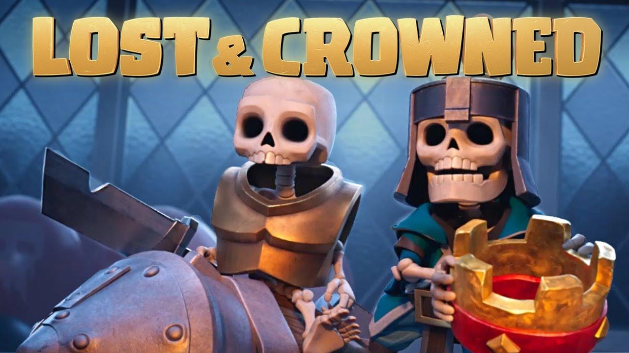 LOST & CROWNED มงกุฎที่ปลิดปลิว | A Clash Short