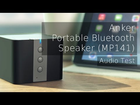 explicit audio test anker portable bluetooth speaker mp141 hd geekhelpinghand youtube. Black Bedroom Furniture Sets. Home Design Ideas