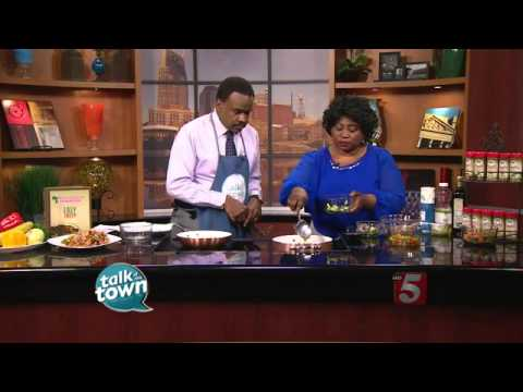 Talk of The Town News Channel 5 Nashville, TN - Seafood DG