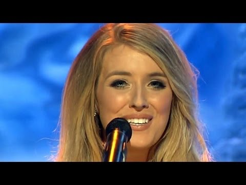 Chloë Agnew sings 'Love is Christmas' - The Saturday Night Show