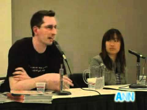 Anime Boston 2007 - Anime News Network/Protoculture Addicts panel