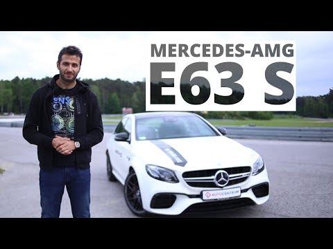 Mercedes-AMG E 63 S 4.0 V8 612 KM, 2017 - test AutoCentrum.pl #342