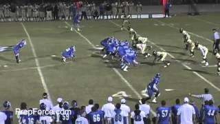 2014 WR Artavis Scott 2012 Season Highlights