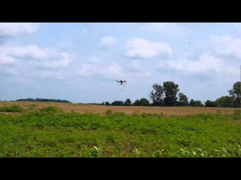 USAerobotics commercially approved drone