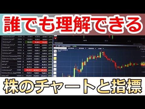 誰でもわかる株の指標とチャート【投資のおうち】