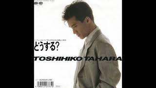 1987年 30thシングル ジャケットの通り主演ドラマ【ラジオびんびん物語...