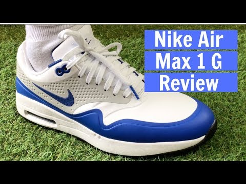 Nike Air Max Golf Shoes Review Are These The Best Looking Nike Golf Shoes Available Youtube