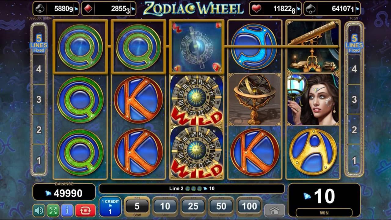 Spiele Zodiac Signs - Video Slots Online