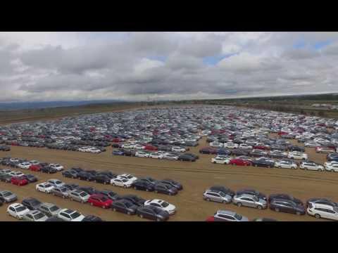 Volkswagen and Audi Graveyard