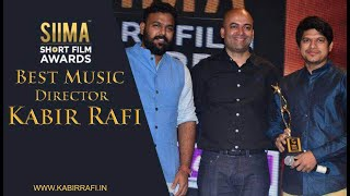 Siima award 2017 Best Music Director Telugu | Kabir Rafi