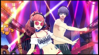 Dance (ALL NIGHT) King Crazy | Persona 4 Dancing All Night~