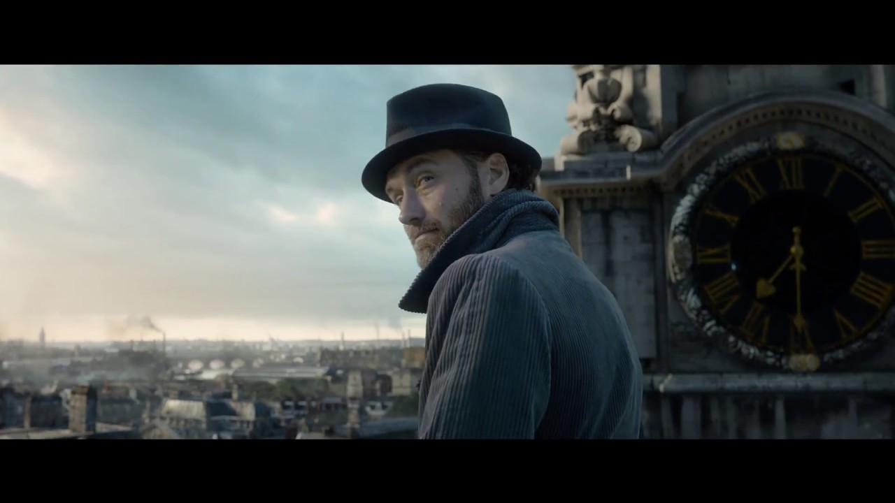 Download Fantastic Beasts: The Crimes of Grindelwald - Official Teaser Trailer
