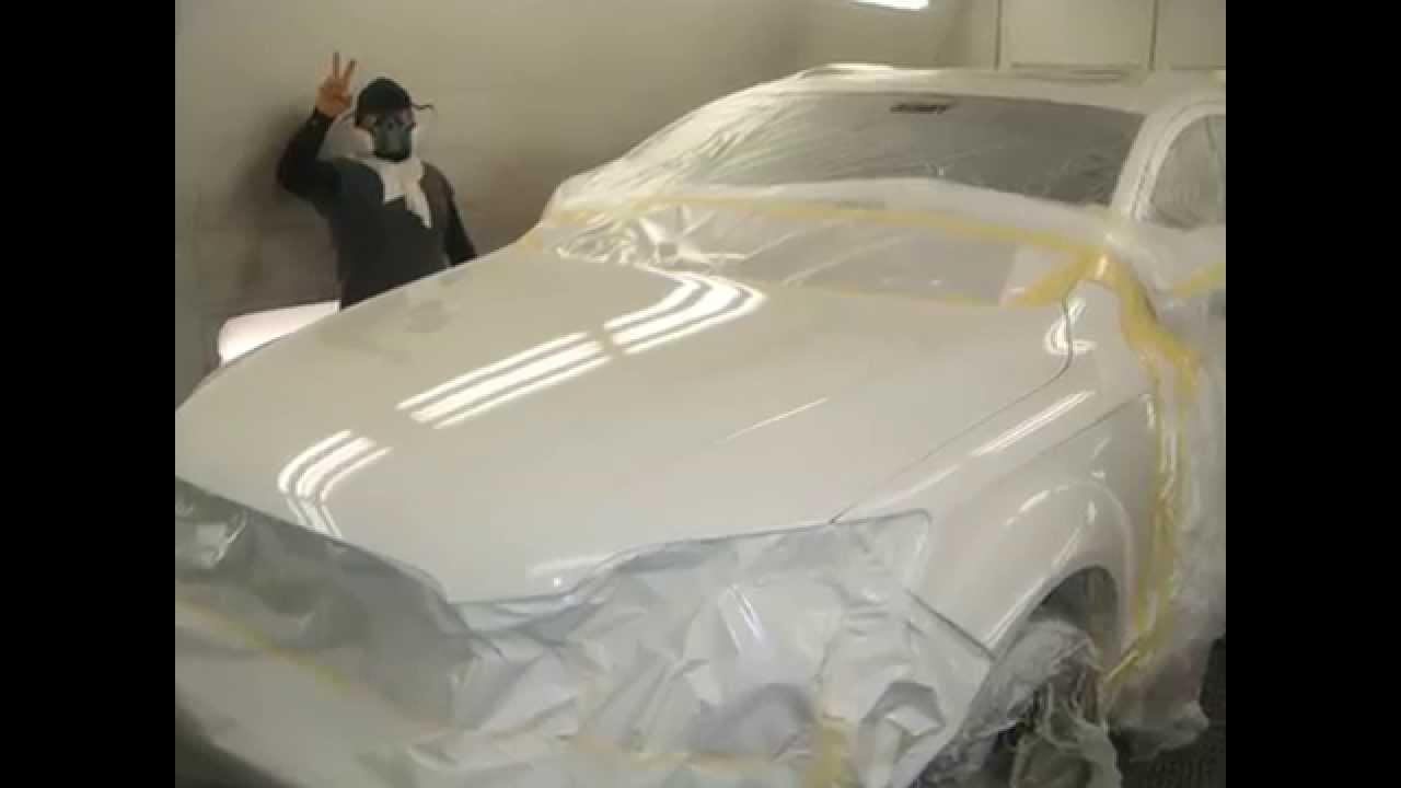 Palm Beach Gardens Audi Auto Body Repair Elite Paint Body Shop - Audi auto body