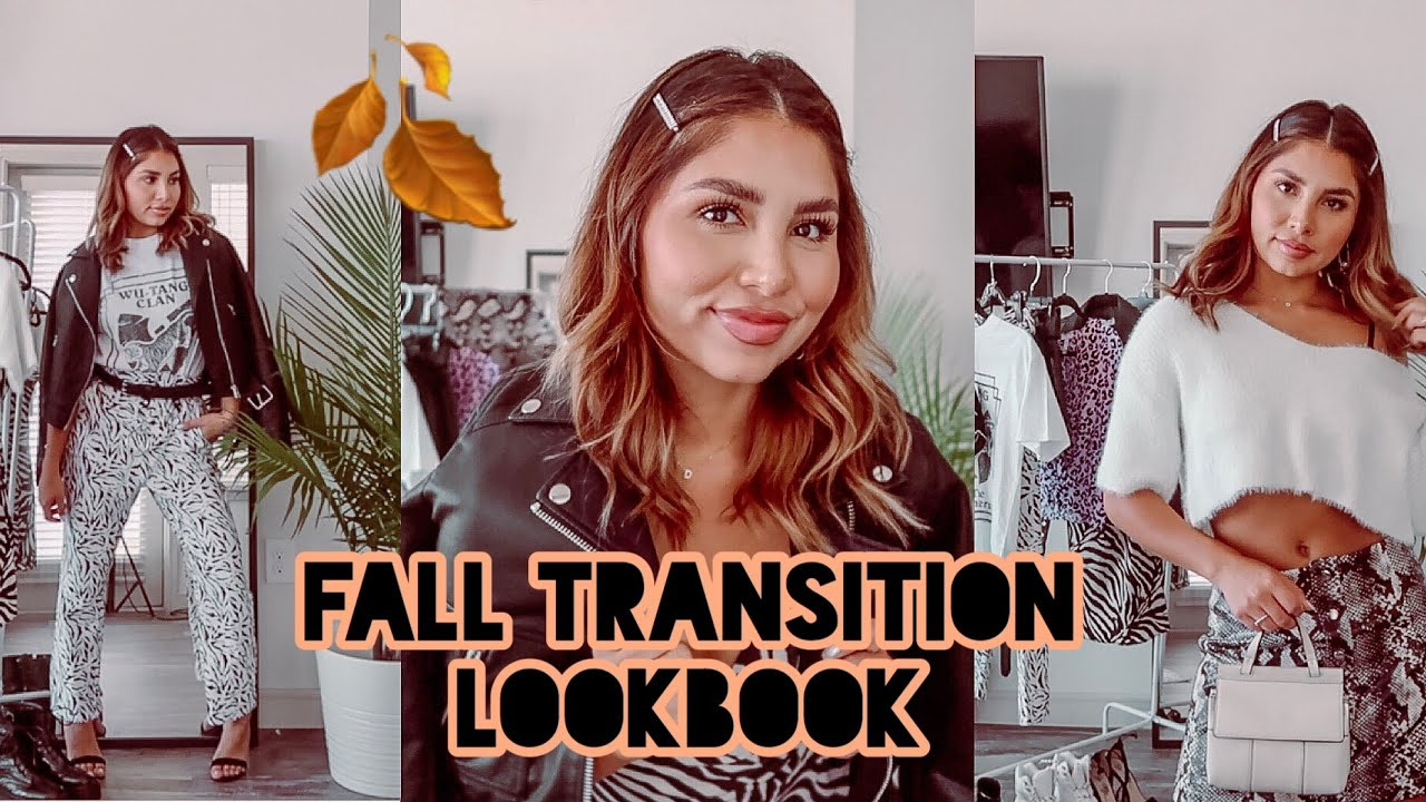 [VIDEO] - Warm Fall OUTFIT lookbook ? || 10+ outfit combos! || Dani Rios 2