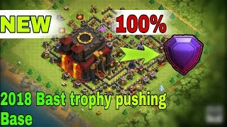 Best Th10 Farming Base With Replays | Never Lose Dark Elixir | Clash of Clans // NEW FARMING BASE 💎