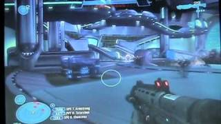 Halo: Reach Walkthrough Mission 5: Last Night of Solace 3/4