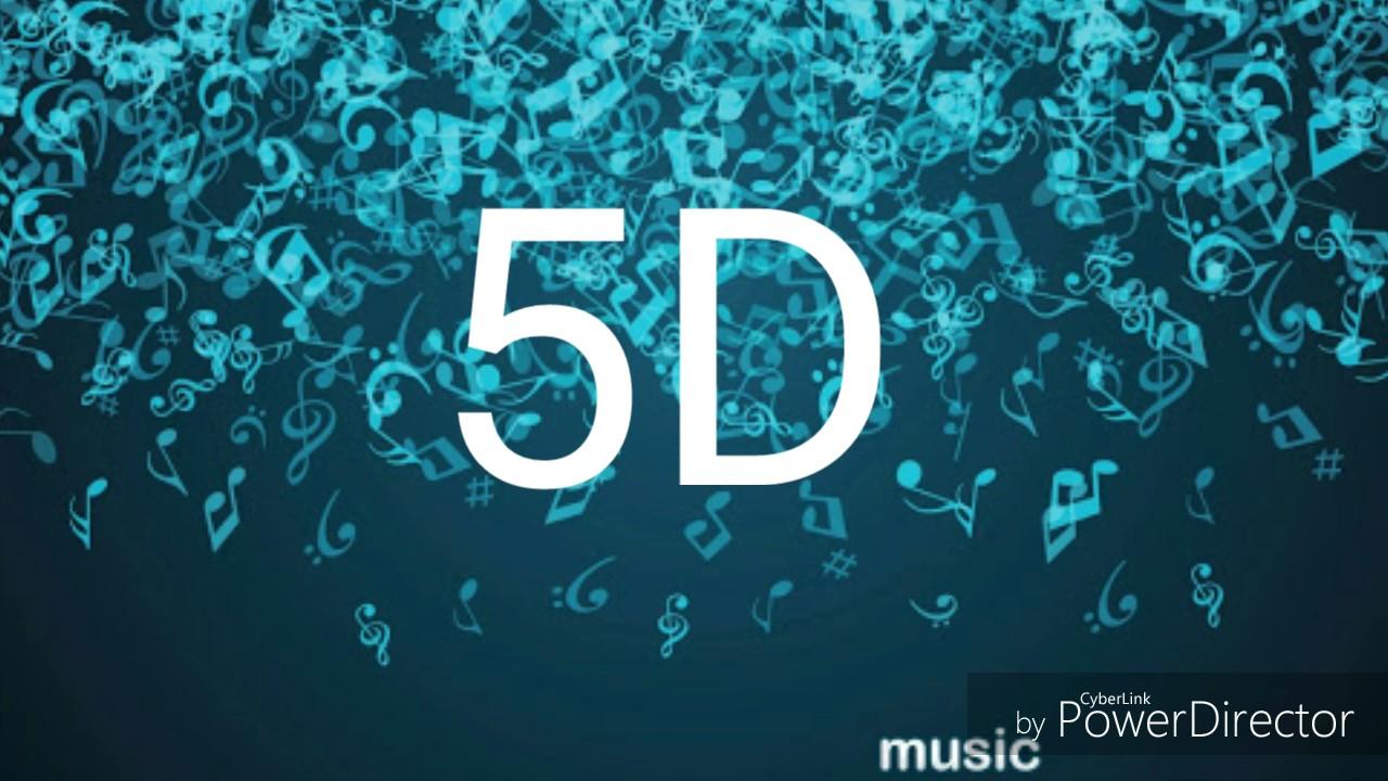 5D sound effect [HEADPHONE]