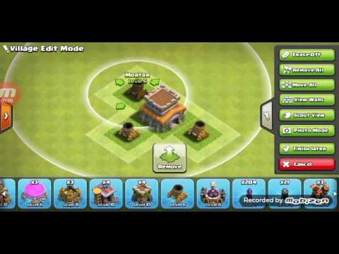Base clash of clans[coc] Th 8 terkuat