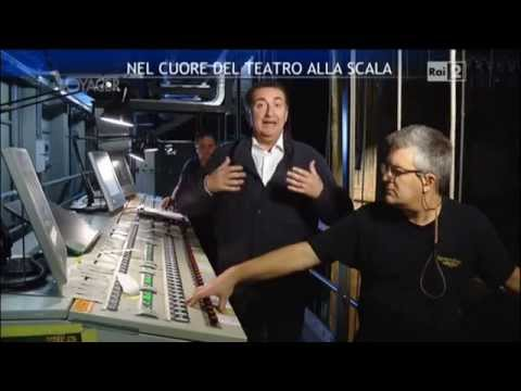 Voyager Milano  Nel Cuore del Teatro alla Scala