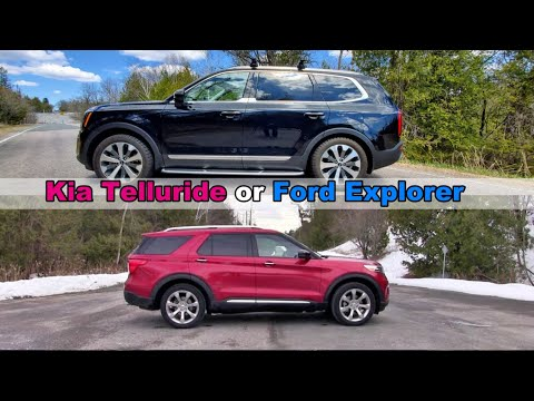 comparing-the-2020-ford-explorer-to-the-2020-kia-telluride