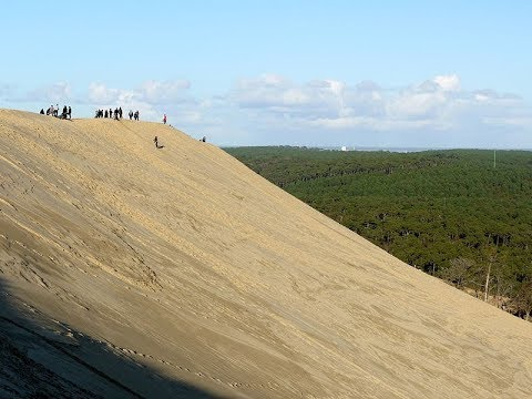 Places To See In Arcachon France Dune Of Pilat Youtube