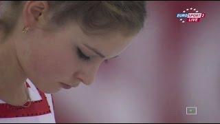 Yulia Lipnitskaya Short Program I Barcelona 2014 / Липницкая - Барселона Короткая Пр.