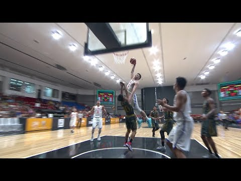 HIGHLIGHTS: Kobe Paras Puts on CRAZY Dunk Show vs Myanmar (VIDEO) SEA Games 2017
