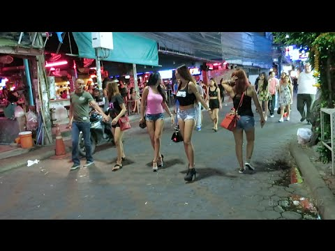 Pattaya Walking Street Night Out – May 2015 – VLOG 6