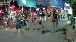 Pattaya Walking Street Night Out - May 2015 - VLOG 6
