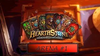 2 zagrajmy w hearthstone lets play pl arena czyli jak nie grac w ta gre