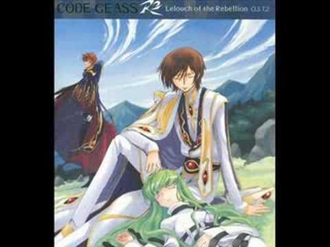 Code Geass R2 OST 2 -