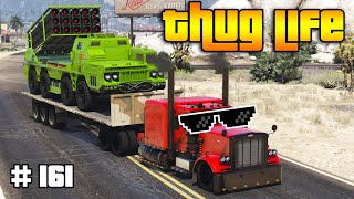 GTA 5 THUG LIFE AND FUNNY MOMENTS (Wins, Stunts and Fails #161)