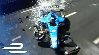 HUGE Sébastien Buemi Crash In Montreal! - Formula E thumbnail