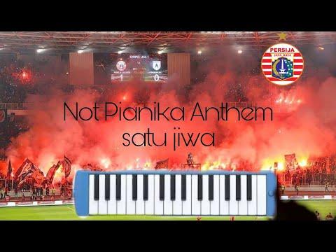 Anthem persija SATU JIWA (cover) pianika