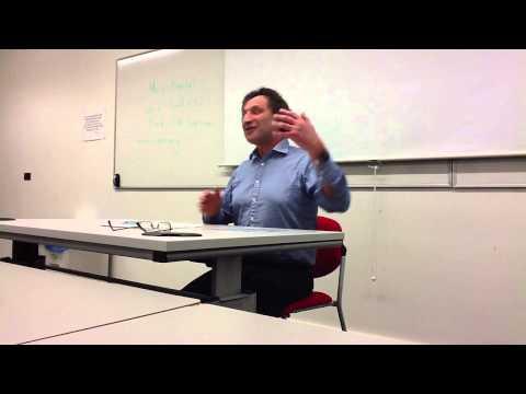Ben Fine - Introduction to Marxist Economics (Part 2)