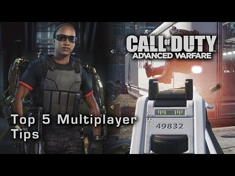Get Better at Multiplayer Shooters - Call of Duty: Advanced Warfare