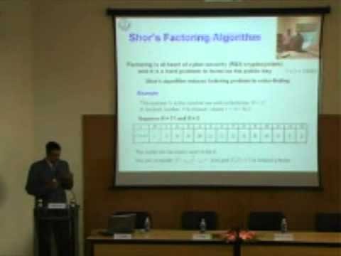 Quantum information systems