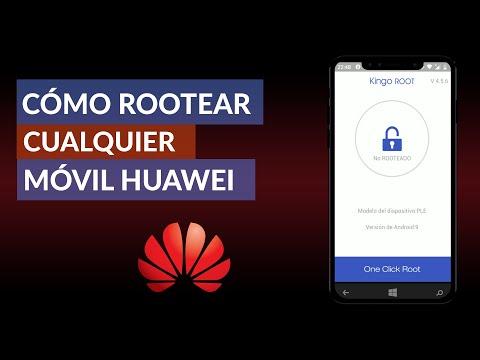 Cómo Rootear Cualquier Móvil Huawei – Fácil y Rápido