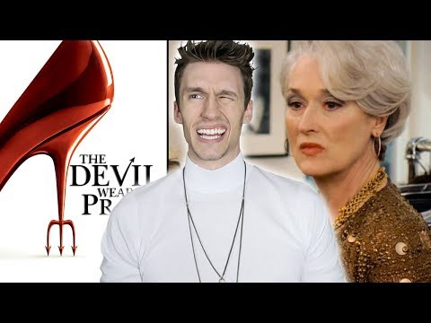 "Straight Guy watches ""The Devil Wears Prada"" (and loves it?)"